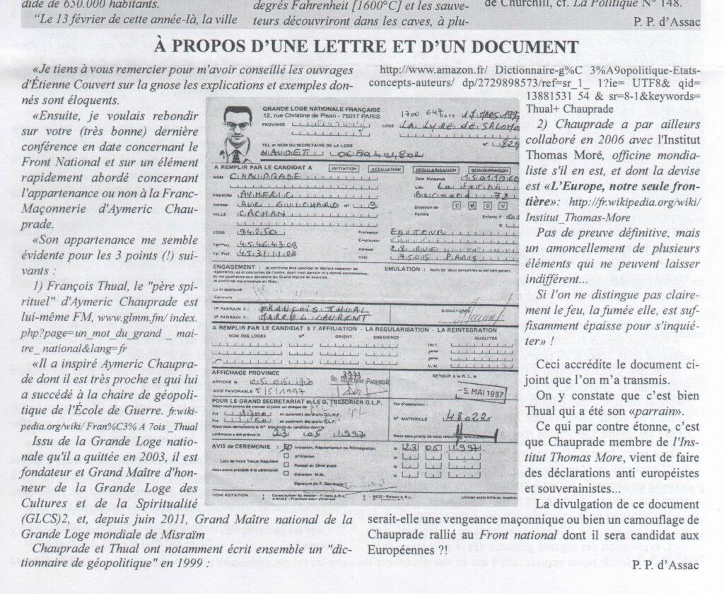 Chauprade_La Politique_fevrier_2014page3_LLP