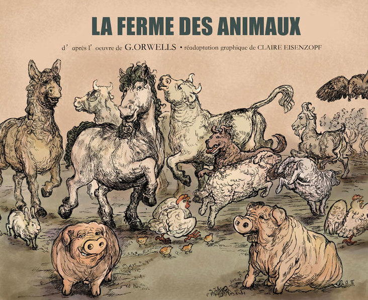 Orwell-ferme-animaux
