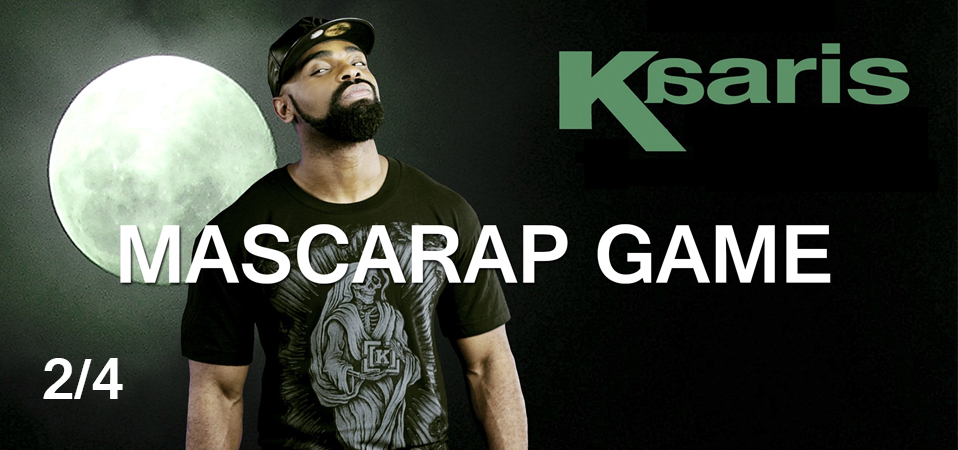 Mascarap Game – Kaaris 2/4