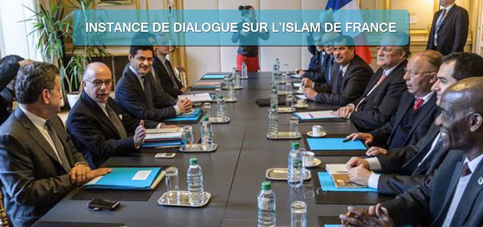 Exclusif : l'organigramme de l'instance de dialogue de l'islam de France