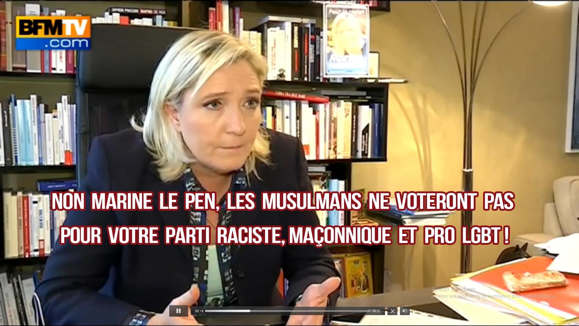 Le Libre Penseur Le Pen